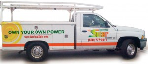 ABCO Truck Wrap
