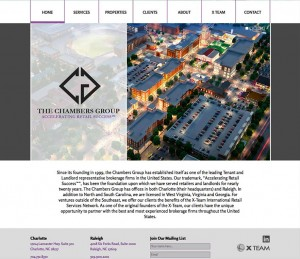 The Chambers Group Website