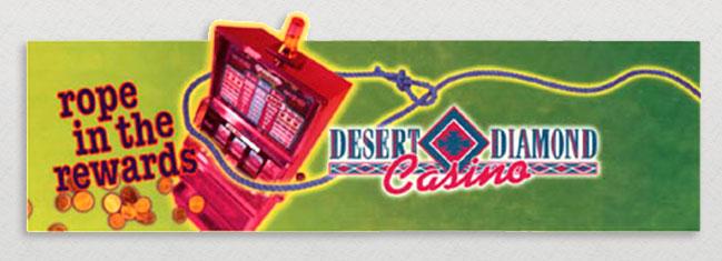 Desert Diamond Casino Rope In The Rewards