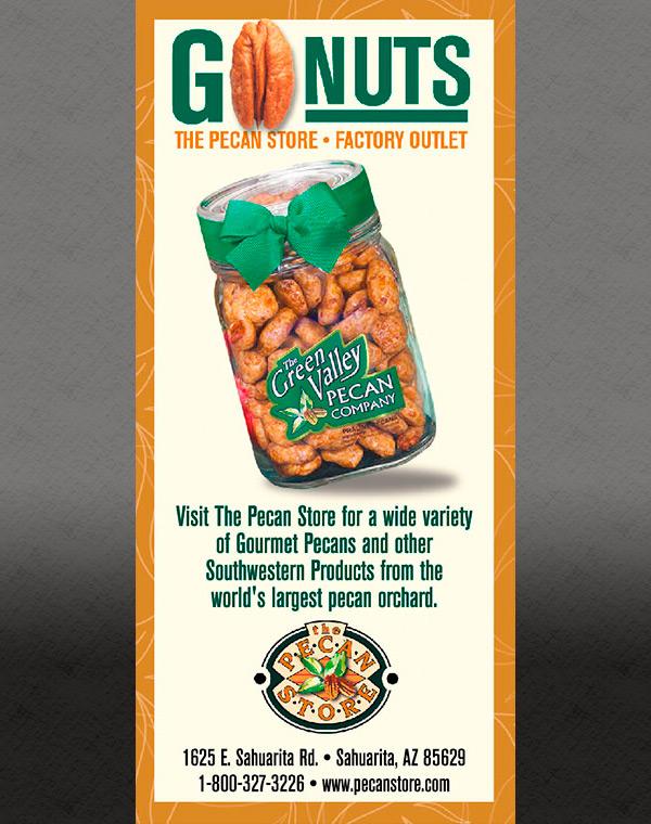 The Pecan Store Ad