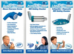 Thayer Medical Trade Show Banners