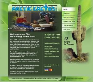 Arctic Cactus