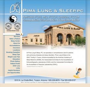 PIma Lung & Sleep