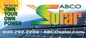 ABCO Solar Signage