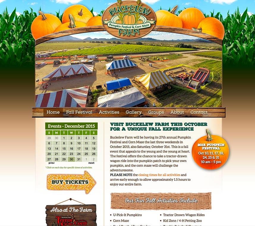 Buckelew Farm Pumpkin Festival
