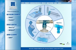 Thayer Medical Website