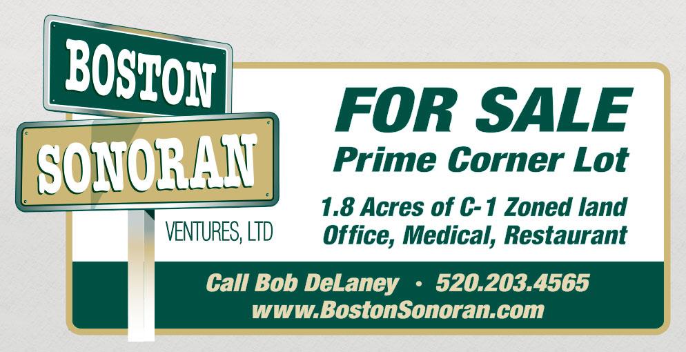 Boston Sonoran Signage