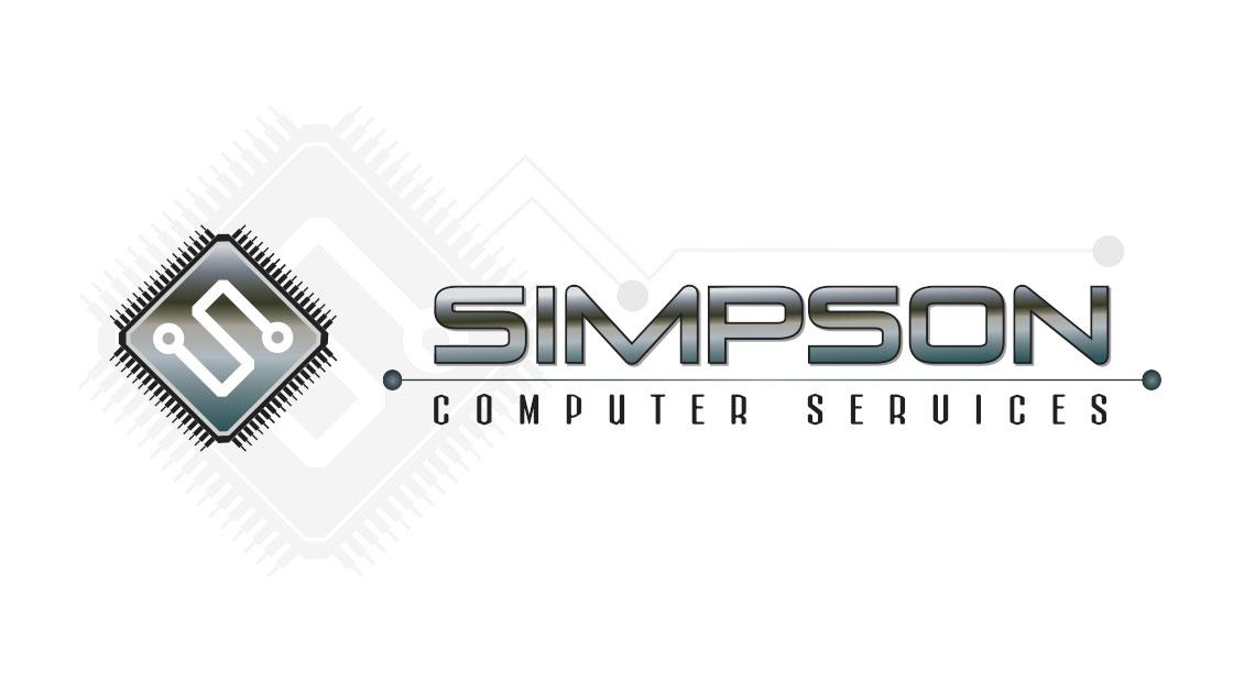 Simpson Computer Services Logo