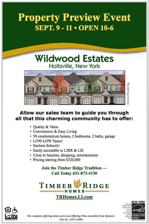 Timber Ridge Homes
