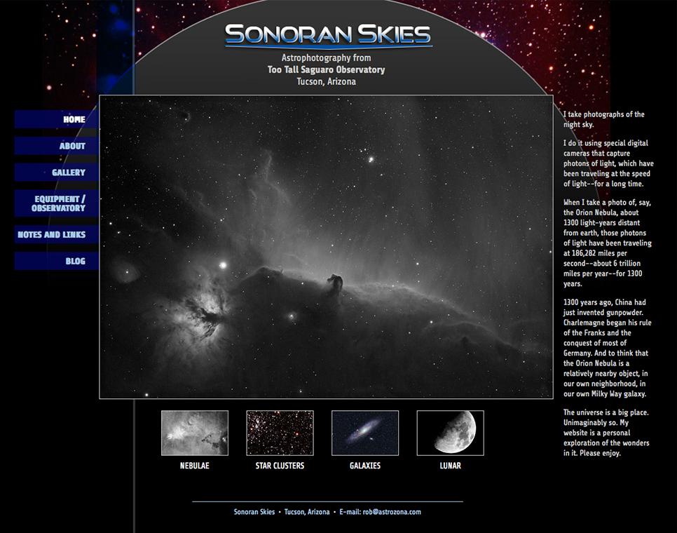 Sonoran Skies