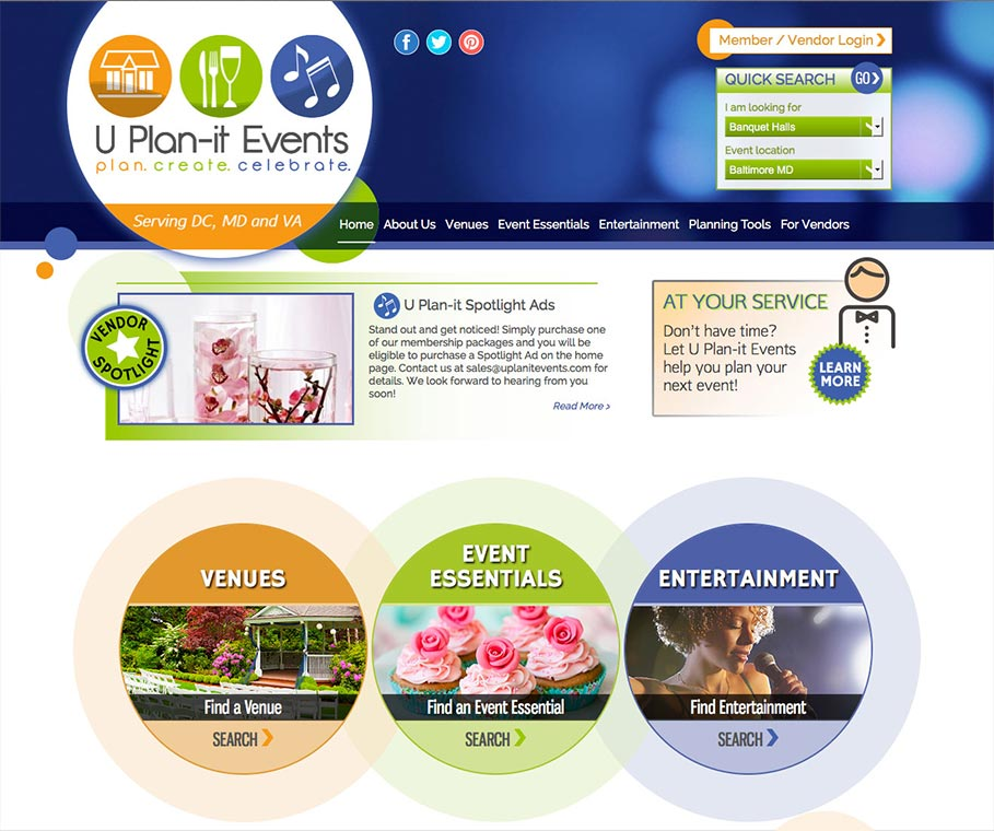U Plan-it Events