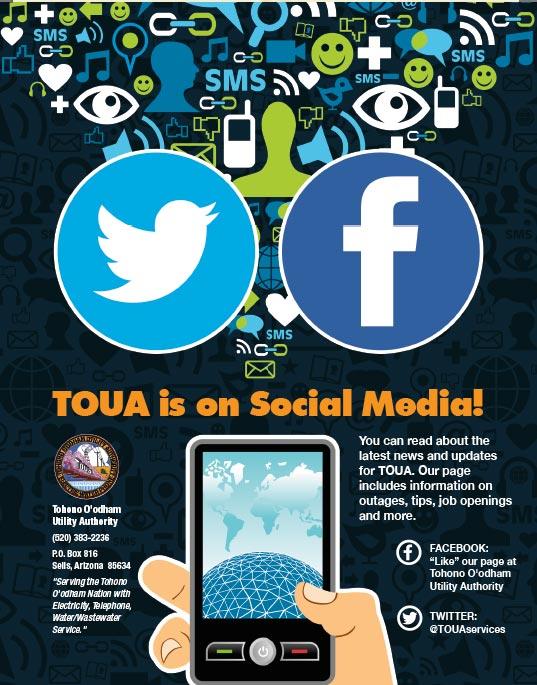 TOUA Magazine Ad