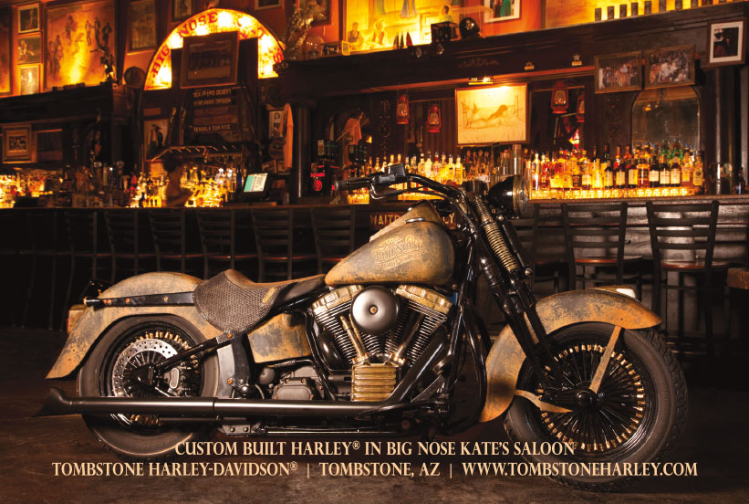 Tombstone Harley