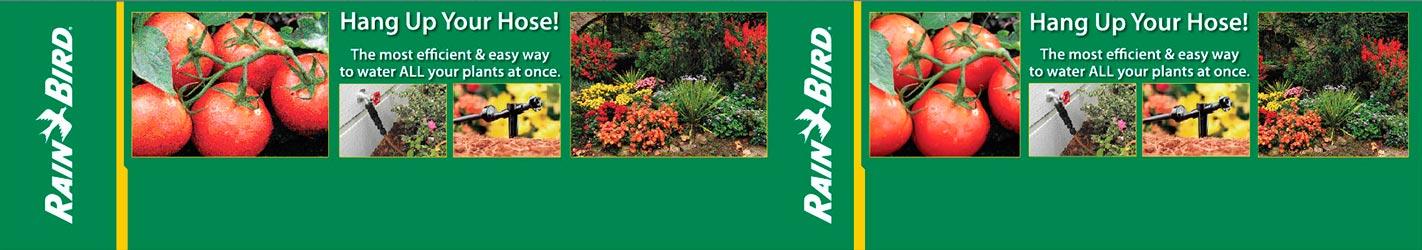 Rain Bird Pallet Wraps